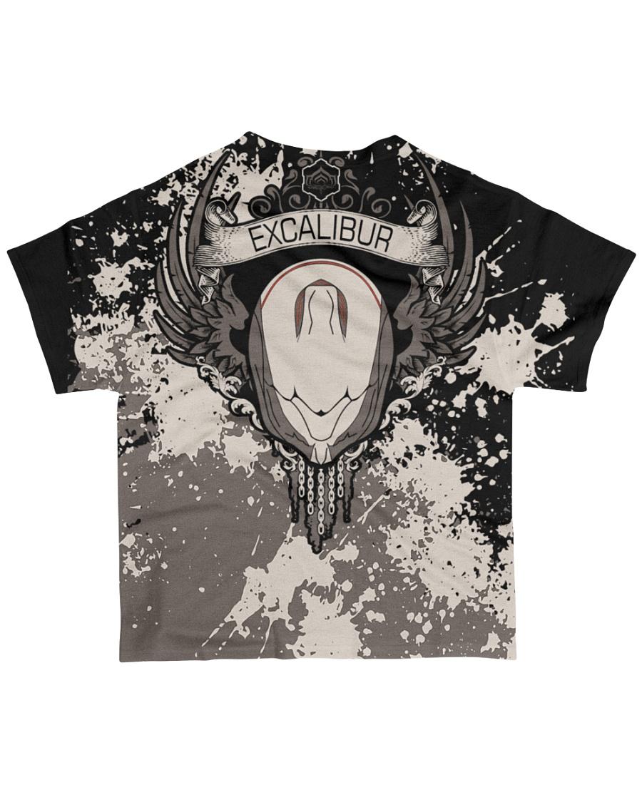 EXCALIBUR - SUBLIMATION-V3 All-over T-Shirt