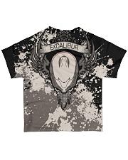 EXCALIBUR - SUBLIMATION-V3 All-over T-Shirt back