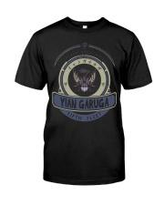 YIAN GARUGA - ORIGINAL EDITION-V3 Classic T-Shirt front