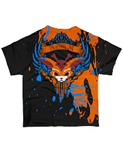 GNAR - SUBLIMATION All-over T-Shirt back