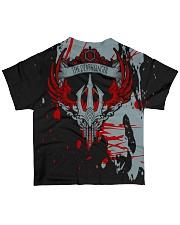 KARTHUS - SUBLIMATION All-over T-Shirt back