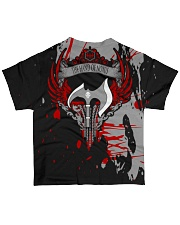 DARIUS - SUBLIMATION All-over T-Shirt back
