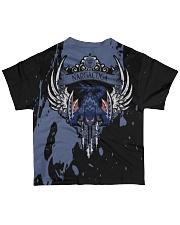 NARGACUGA - SUBLIMATION-V3 All-over T-Shirt back