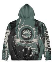 RADOBAAN - SUBLIMATION-V3 Men's All Over Print Hoodie back