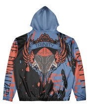 TRINITY - ELITE SUBLIMATION Men's All Over Print Hoodie back