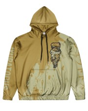 JYURATODUS - SUBLIMATION Men's All Over Print Hoodie front