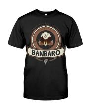 BANBARO - ORIGINAL EDITION-V2 Classic T-Shirt front