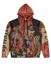RATHALOS - SUBLIMATION-V2 Men's All Over Print Hoodie front