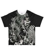 BLACKVEIL VAAL HAZAK - ELITE SUBLIMATION All-over T-Shirt front
