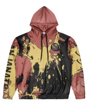 ANJANATH - SUBLIMATION-V3 Men's All Over Print Hoodie front