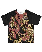 ANJANATH - ELITE SUBLIMATION All-over T-Shirt front