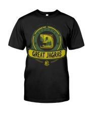 GREAT JAGRAS - ORIGINAL EDITION-V2 Classic T-Shirt front