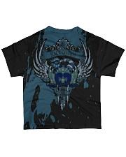 BLACK DIABLOS - SUBLIMATION-V3 All-over T-Shirt back