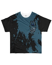 BLACK DIABLOS - SUBLIMATION-V3 All-over T-Shirt front
