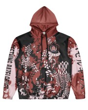 SEETHING BAZELGEUSE - SUBLIMATION-V2 Men's All Over Print Hoodie front