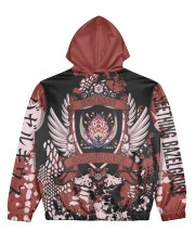 SEETHING BAZELGEUSE - SUBLIMATION-V2 Women's All Over Print Hoodie tile