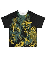 RAGING BRACHYDIOS - ELITE SUBLIMATION All-over T-Shirt front