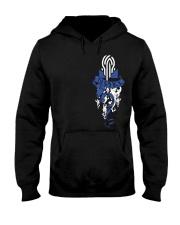 NOKK - CREST EDITION-DS Hooded Sweatshirt tile