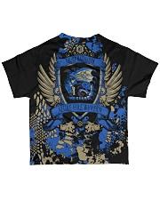 AZURE RATHALOS - ELITE SUBLIMATION All-over T-Shirt back