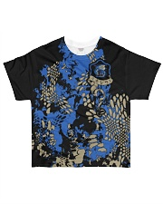 AZURE RATHALOS - ELITE SUBLIMATION All-over T-Shirt front