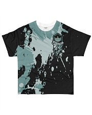 RUMBLE - SUBLIMATION All-over T-Shirt front