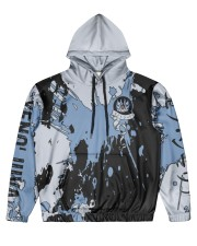 XENO'JIIVA - SUBLIMATION-V3 Men's All Over Print Hoodie front