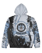 XENO'JIIVA - SUBLIMATION-V3 Women's All Over Print Hoodie tile