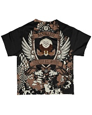 BANBARO - ELITE SUBLIMATION All-over T-Shirt back