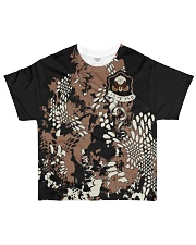 BANBARO - ELITE SUBLIMATION All-over T-Shirt front
