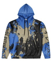 AZURE RATHALOS - SUBLIMATION-V3 Men's All Over Print Hoodie front