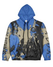 AZURE RATHALOS - SUBLIMATION-V3 Women's All Over Print Hoodie tile