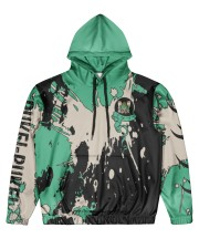 PUKEI-PUKEI - SUBLIMATION-V3 Men's All Over Print Hoodie front