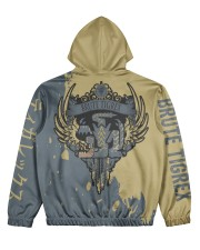 BRUTE TIGREX - SUBLIMATION Women's All Over Print Hoodie tile
