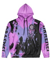 DRAENEI - SUBLIMATION Men's All Over Print Hoodie front