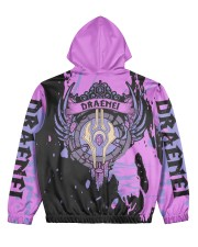 DRAENEI - SUBLIMATION Women's All Over Print Hoodie tile