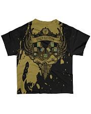 SHARA ISHVALDA - SUBLIMATION-V3 All-over T-Shirt back