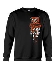 LESION - CREST EDITION-DS Crewneck Sweatshirt tile