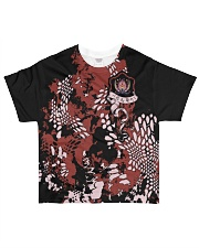 SEETHING BAZELGEUSE - ELITE SUBLIMATION All-over T-Shirt front