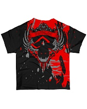 SION - SUBLIMATION All-over T-Shirt back
