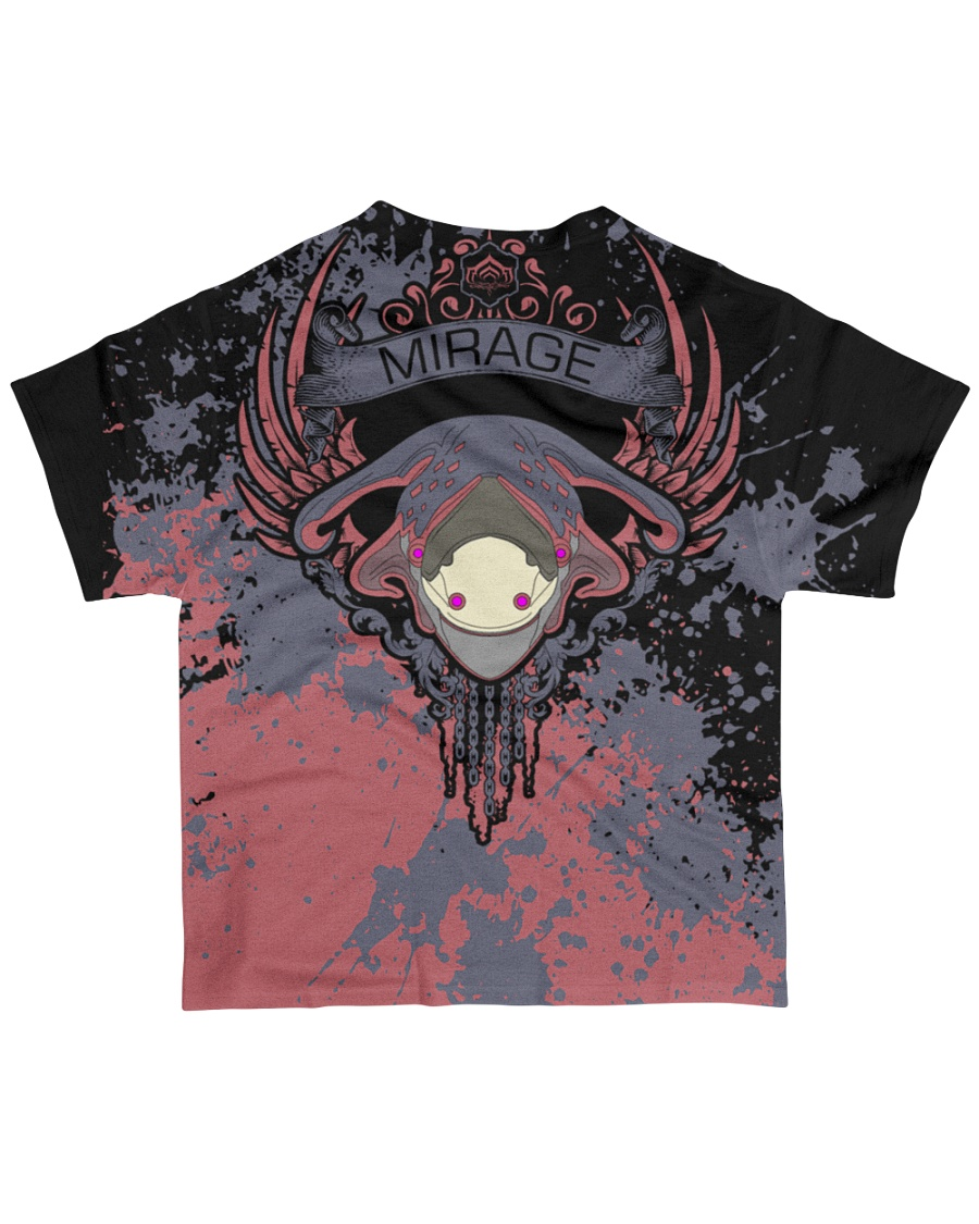 MIRAGE - SUBLIMATION-V3 All-over T-Shirt