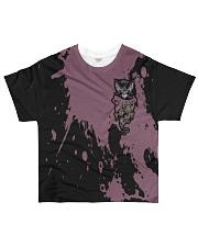 SCARRED YIAN GARUGA - SUBLIMATION-V3 All-over T-Shirt front