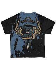 LAVASIOTH - SUBLIMATION-V3 All-over T-Shirt back