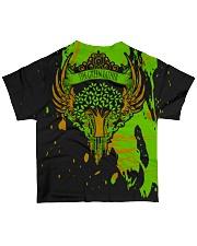 IVERN - SUBLIMATION All-over T-Shirt back