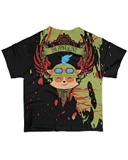 TEEMO - SUBLIMATION All-over T-Shirt back