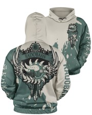 RADOBAAN - SUBLIMATION Men's All Over Print Hoodie aos-men-hoodie-ghosted-front-05