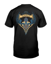 INAROS - DOUBLE SIDED-V1 Classic T-Shirt back