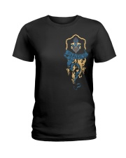 INAROS - DOUBLE SIDED-V1 Ladies T-Shirt tile