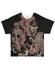 PINK RATHIAN - ELITE SUBLIMATION All-over T-Shirt front