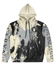 SARYN - ELITE SUBLIMATION Men's All Over Print Hoodie front