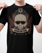 HARAKON - LIMITED EDITION-V4 Classic T-Shirt apparel-classic-tshirt-lifestyle-front-62